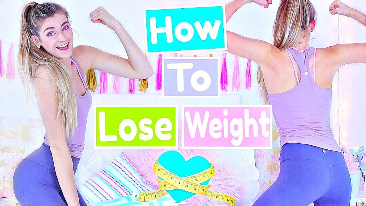 How to Lose Weight Fast! How I lost 10 Lbs in 2 Weeks ...