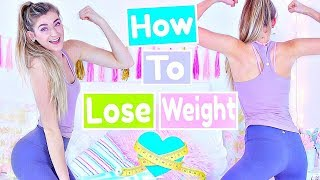 Lose Weight Fast - How to Lose Weight Fast! How I lost 10 Lbs in 2 Weeks! Fitness Routine 2018