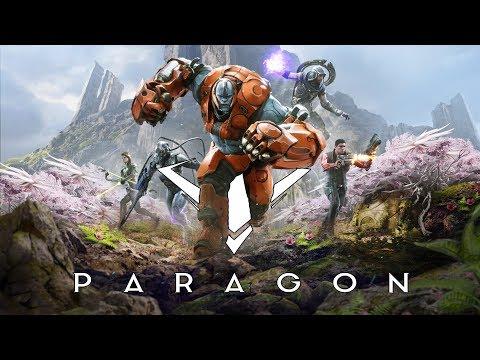 видео: paragon - Обзор. Играем?