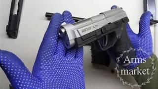Переделка стартового пистолета в травматический видео  Retay XPro обзор