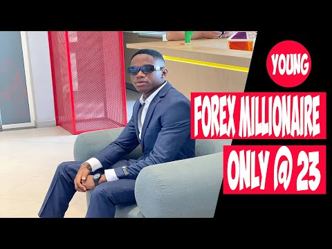 Meet Nigeria's Youngest Forex Millionaire Only at 23 (He's So Humble!)