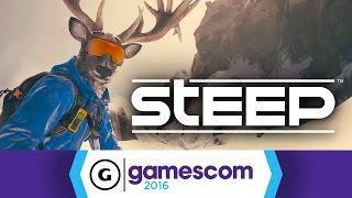 Steep - Gamescom 2016 Trailer