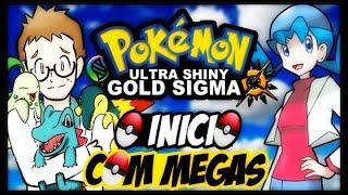 POKEMON ULTRA SHINY GOLD SIGMA VERSION (DETONADO-PARTE 1)-O INICIO