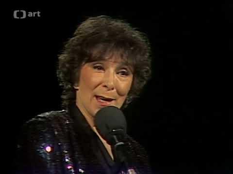Hana Hegerová - live koncert 1990