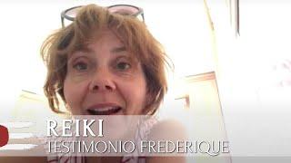 REIKI | Testimonio Frederique