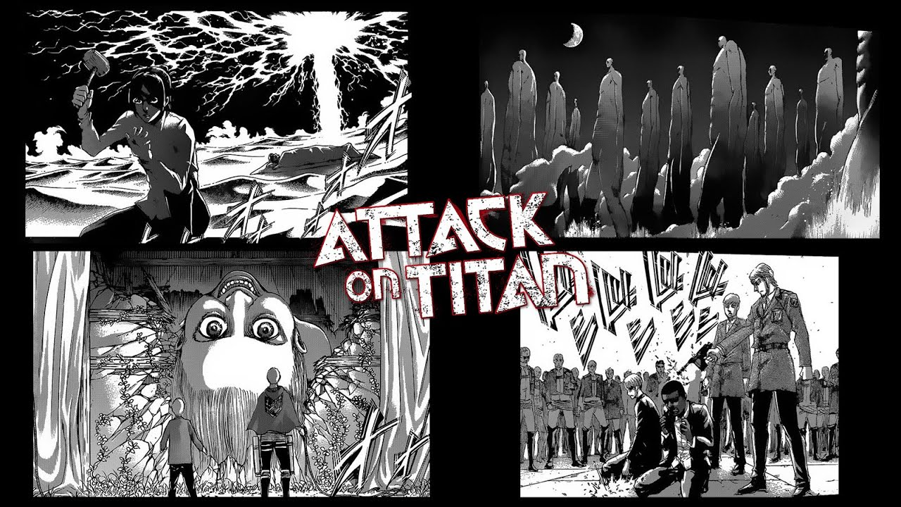 Download Law Reads Attack on Titan, Chapter 126, Deceptive Hope?