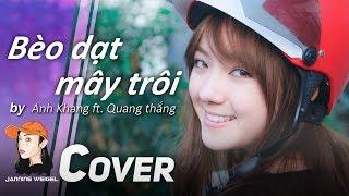Bèo dạt mây trôi - Anh Khang ft. Quang thắng cover by Jannine Weigel