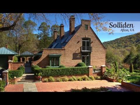 Solliden - 247-acre Virginia Estate For Sale