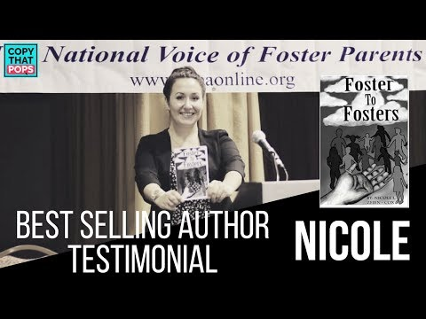 Nicole Zeien Testimonial for Laura Petersen and Amazon Best-Selling Author Course
