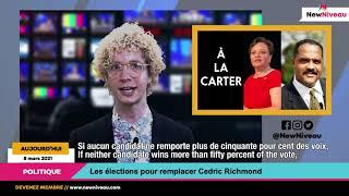 Les Nouvelles-Orléans: 8 mars 2021