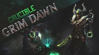 Grim Dawn - Advantages of Starting in Crucible