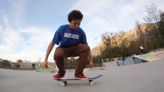 BACK FOOT VARIAL HEELFLIP | Insane Flatground Skateboarding