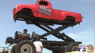 Tallest Truck in the World - HIGH ALTITUDE!