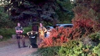 1,100HP Subaru STi Runs From Cops (Arrested)