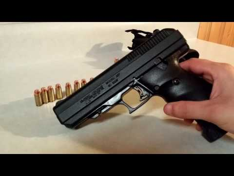 Hi Point JCP .40 s&w overview.