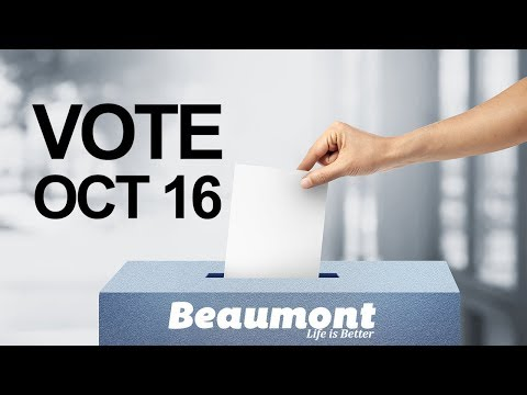 Beaumont Councillor Candidates for Municipal Election 2017