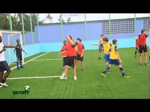 BUZZ 2 SPORT - Foot Indoor made in Abidjan