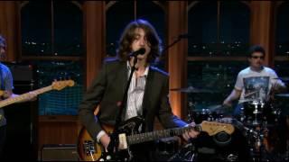 Arctic Monkeys Cornerstone - Late Late Show 2009  HD