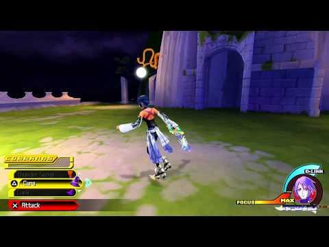 Kingdom Hearts 2.5 HD ReMIX English - KHBBSFM - Part 40 - Vs Mysterious Figure