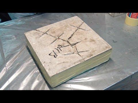 Чем отремонтировать трещины в стяжке, зачем нужны добавки в бетон, поездка на завод компании  Sika!