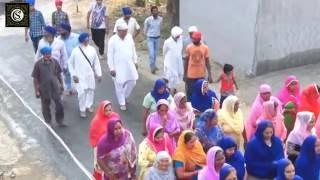 Nagar Kirtan Pind Gulpur 2016 Part 2