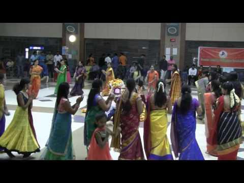 Greater Lansing Telangana Community Bathukamma and Dusshera - 2016