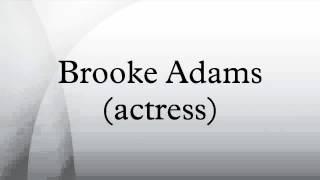 Brooke Adams (actress)
