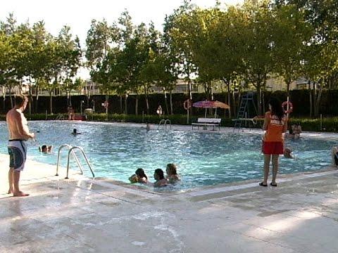 Vuelven las piscinas de verano a fuenlabrada for Piscina fuenlabrada