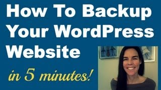 Backup Your WordPress Website To Dropbox in 5 minutes: EASY!