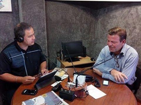 Entrevista con Daniel Gutierrez Ledezma en La Grupera 92.9 FM
