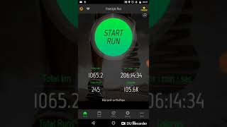 Run Tracker Mobile App - features benefits and review screenshot 2
