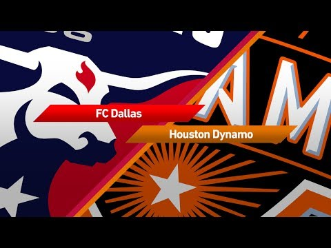 Highlights: FC Dallas vs. Houston Dynamo | May 28, 2017