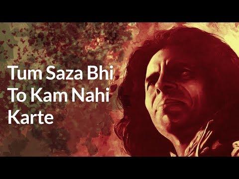 Jaun Elia | Dil Ki Taklif Kam Nahin Karte | Urdu Ghazal Of Jaun