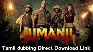Jumanji All Tamil Dubbing  Movie Direct Download in HD 2020