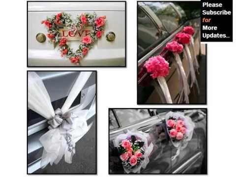 Decorate Car Wedding | Decor Pictures Ideas For Vehicle