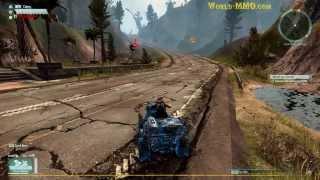 Видеообзор онлайн игры Defiance от сайта World-MMO.com. Игра понравится поклонникам шутеров.