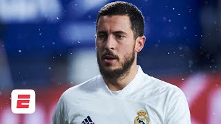 Real madrid manager zinedine zidane had a lot to say about the playing conditions after his side's scoreless draw at osasuna, saying match should have be...
