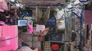 Anruf aus dem All: Astronaut Gerst wünscht sich WM-Übertragung