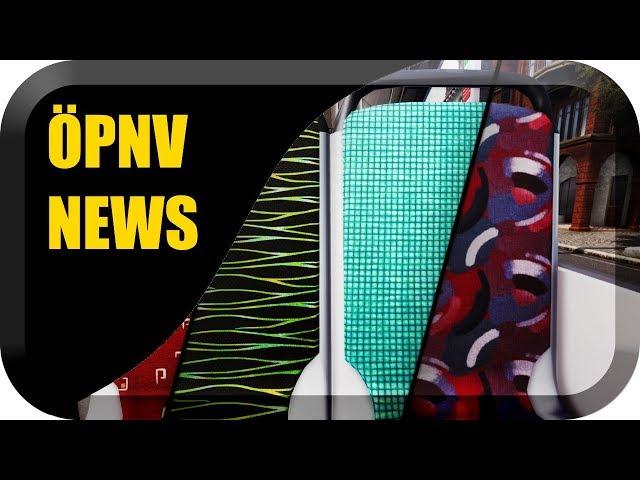 ÖPNV News#45 Kostenlose DLC´s für Bus Simulator, Krummenaab 2019 & Bonningen erschienen