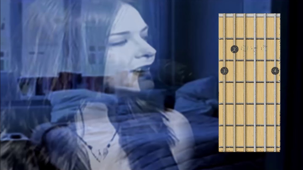 Breathe Anna Nalick Guitar Chords Youtube