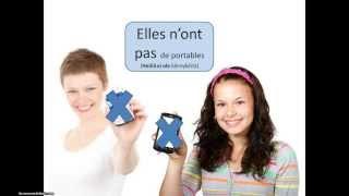 Ranskan avoir-verbin kielteinen taivutus
