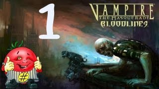 видео Vampire the masquerade bloodlines прохождение