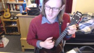 Here Comes the Sun ukulele cover