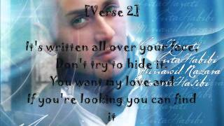 Massari - Inta Hayati Lyrics HQ