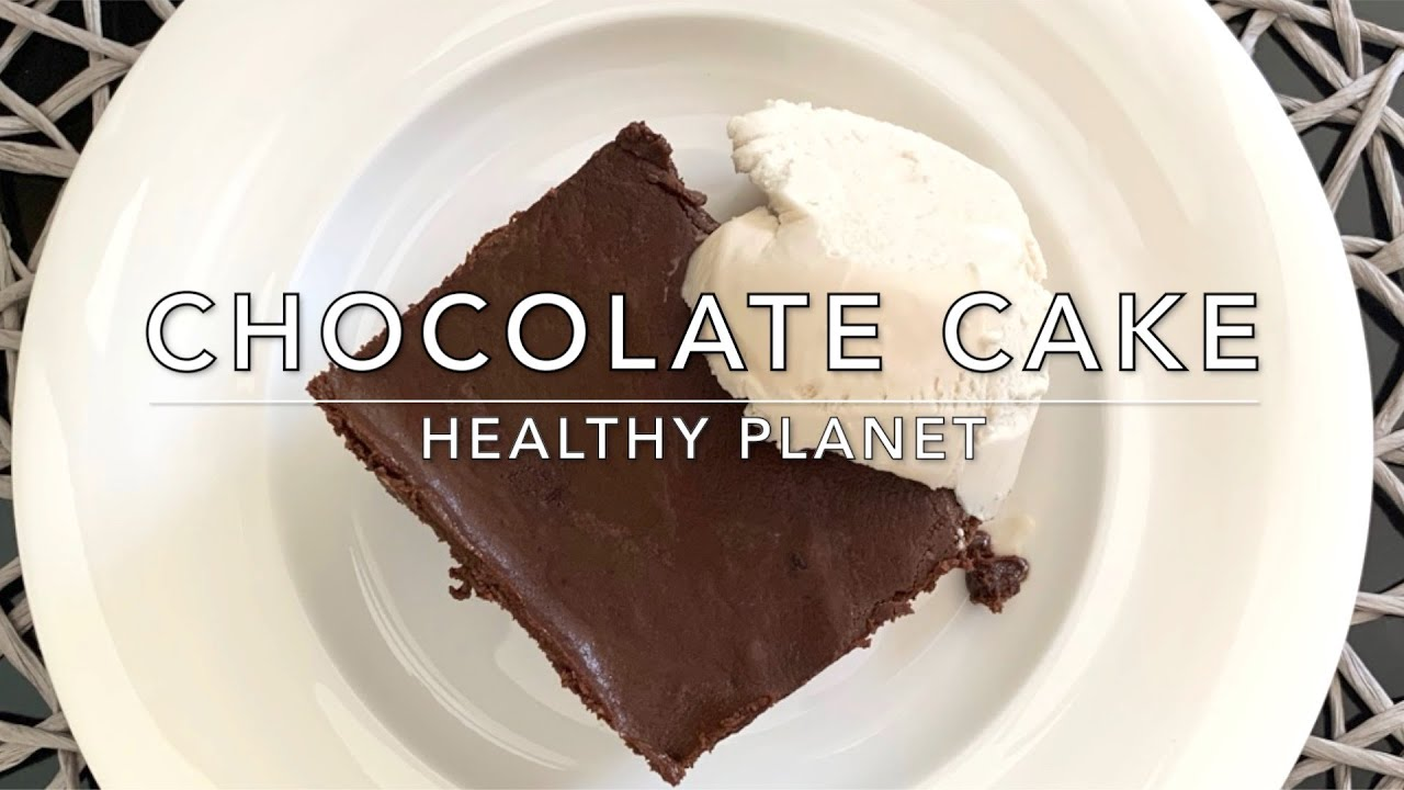The Original Vegan Chocolate Cake