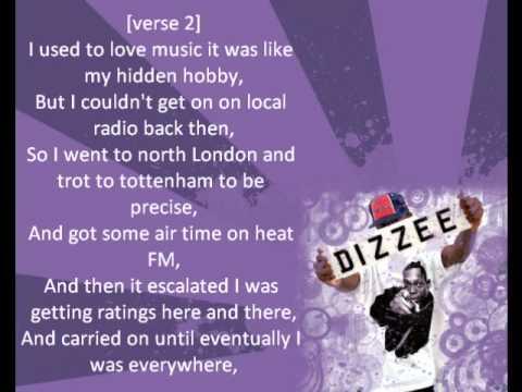 Dizzee Rascal - Dream [Lyrics]