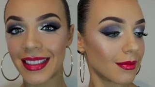 BLACKPOOL 2016 INSPIRED MAKEUP V.9 Ballroom Dancing