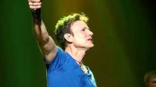 Corey Hart sings Hungry Heart Bell Centre Montreal 2014