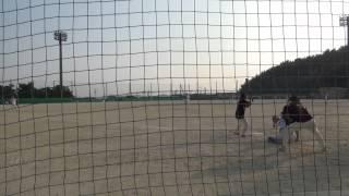 2015年8月9日に行われたコパン対スコーピオンズ1回戦の ゲームハイライ...