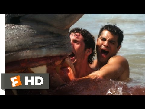 2-Headed Shark Attack (2/10) Movie CLIP - Dead Man's Hand (2012) HD